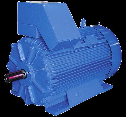 Motore AC Bassa e Media Tensione - AlfaMotori - Motori Elettrici Industriali e Azionamenti