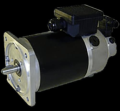 Motore CC a Magneti Permanenti - AlfaMotori - Motori Elettrici Industriali e Azionamenti