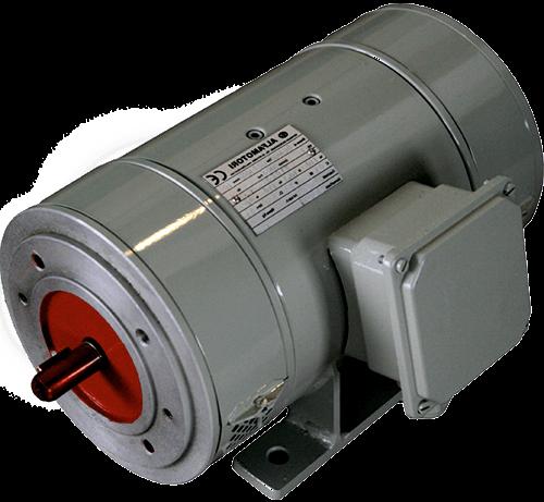 Type KS DC Motors - AlfaMotori - Electric Industrial Motors and Drivers