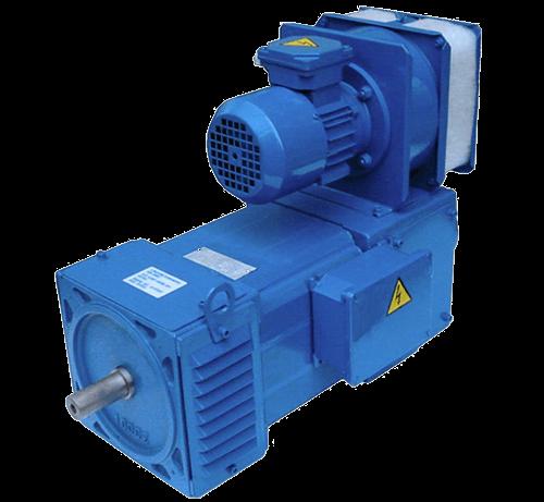 Motore CC tipo KS - AlfaMotori - Motori Elettrici Industriali e Azionamenti