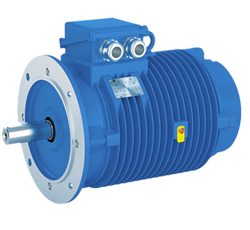 Roller Tables Induction Motors TTM Series - AlfaMotori - Electric Industrial Motors and Drivers