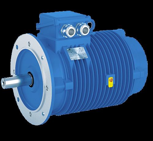 Motore CA Asincrono TTM - AlfaMotori - Motori Elettrici Industriali e Azionamenti