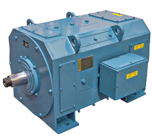 MILL Duty DC Motor - AlfaMotori - Electric Industrial Motors and Drivers