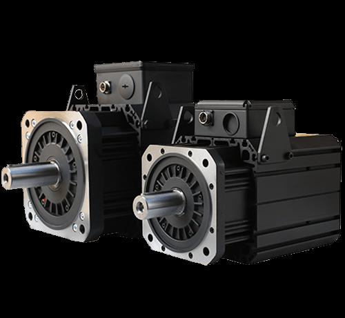 Motore CA Brushless - AlfaMotori - Motori Elettrici Industriali e Azionamenti